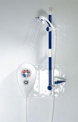 AKW's Luda shower