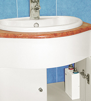 Image of anti-scald instant water heater