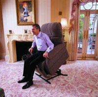 Drive Medical's riser chair