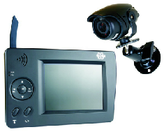 Image Of wireless video monitoring system
