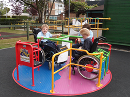 Inclusive Play 183 Independent Living
