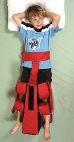 Image Of My Pal Supine postural management system