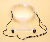 hands-free magnifier