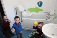 click for paediatric bathing case study