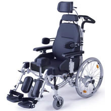 image of serena comfort wheelchair