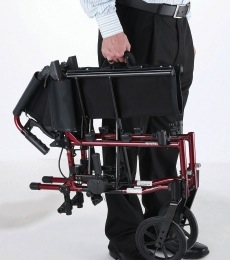 Image of travel chair