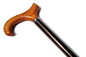 gent's zebedee anti-shock cane