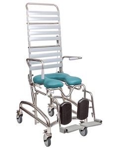 picture of tilt in space shower chair