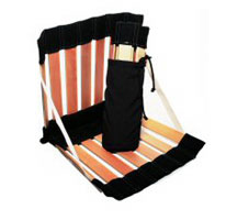 portable backrest / seat