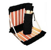 portable backrest / seat
