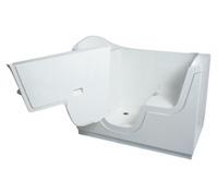 image of slide-in Bath