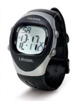 talking wristwatch