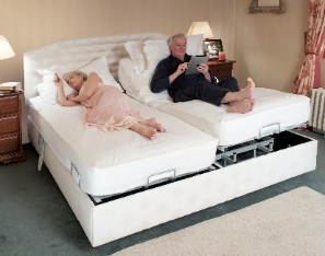 combination bed from Theraposture