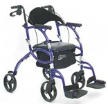 image of walker/ wheelchair
