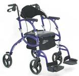 image of walker/ wheelchair