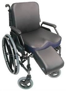 wheelchair for lower limb amputees