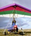 assistive hang glider