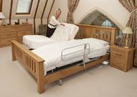 image of Rotoflex double profiling bed