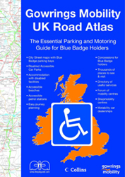 Gowrings UK road atlas for disabled motorists