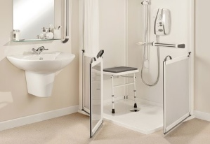 Assisted Showering Independent Living