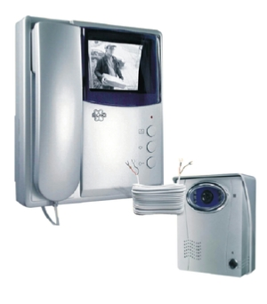 Easylink video door entry