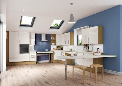 AKW accessible kitchen