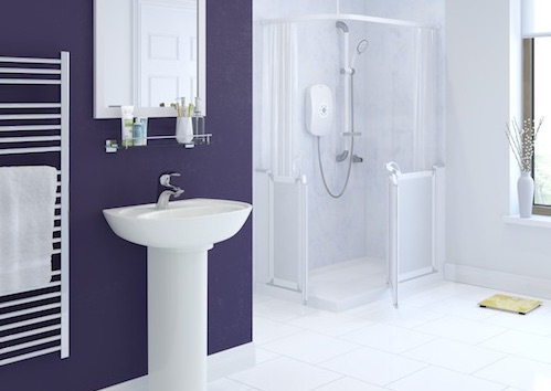 AKW Low level shower