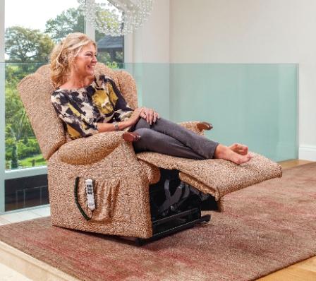 Ashford Knuckle rise & recliner