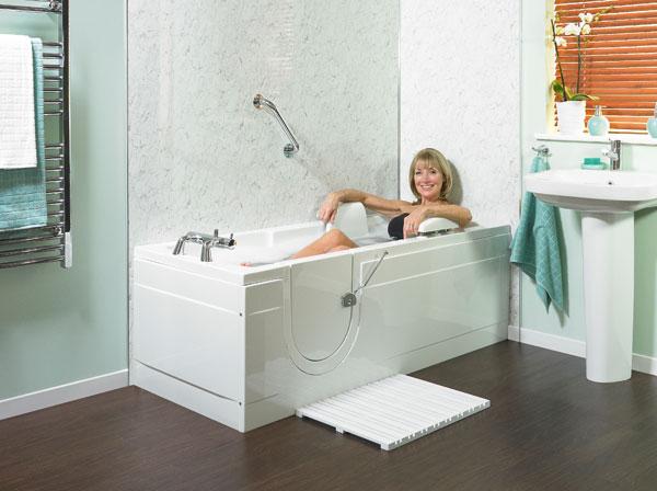 Empower Walk-in bath