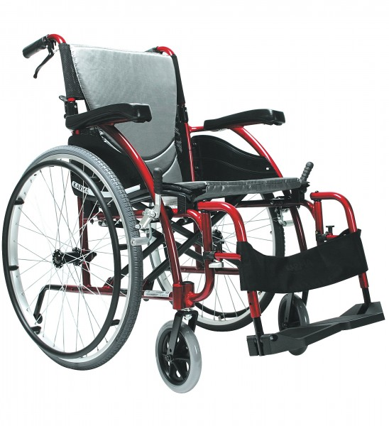 image of Ergo 115 self propelling chair