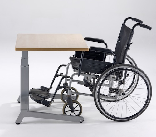 Independent Living Product Brand Height Adjustable Desks