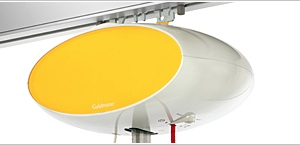 Ceiling hoist for safe moving and handling