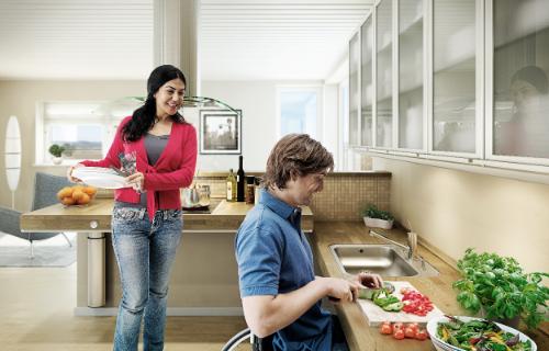 Indivo kitchen