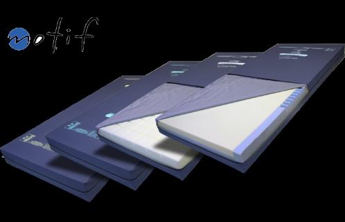 Motif mattress range