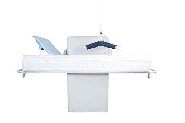 Nivano Height adjustable changing table