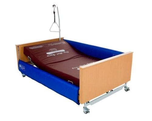 probario bariatric bed