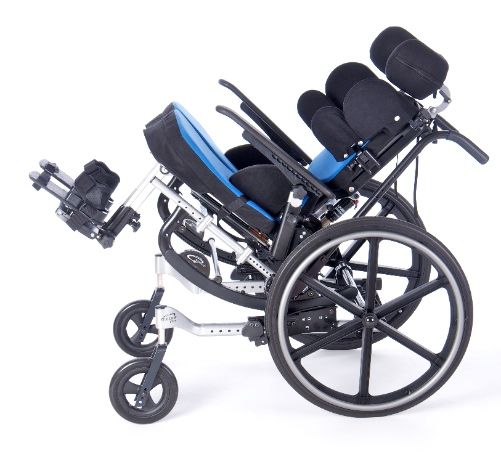 Quickie Iris Tilt part of mobility seating range