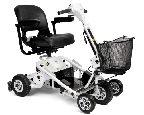 Quingo Air 2 mobility scooter