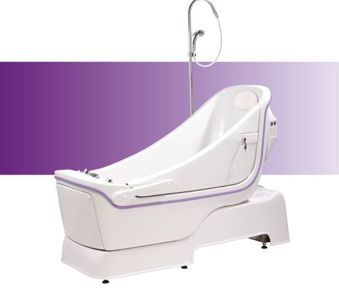 Sentes reclining bath