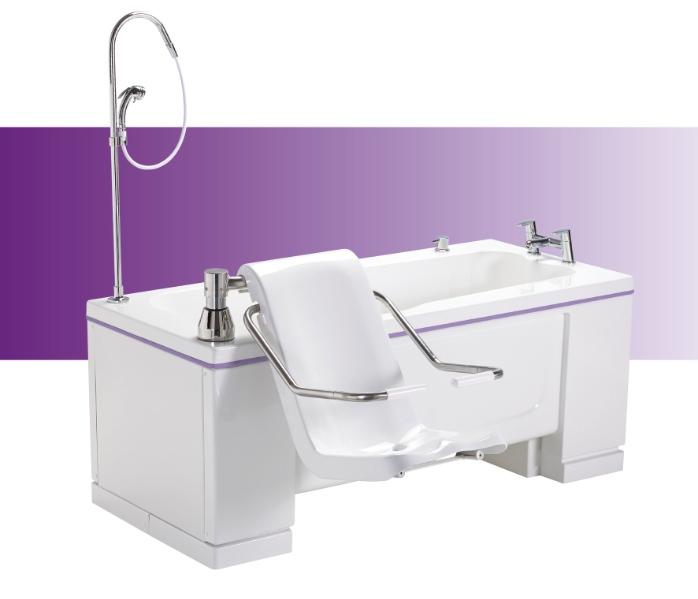 Talano assistive bath
