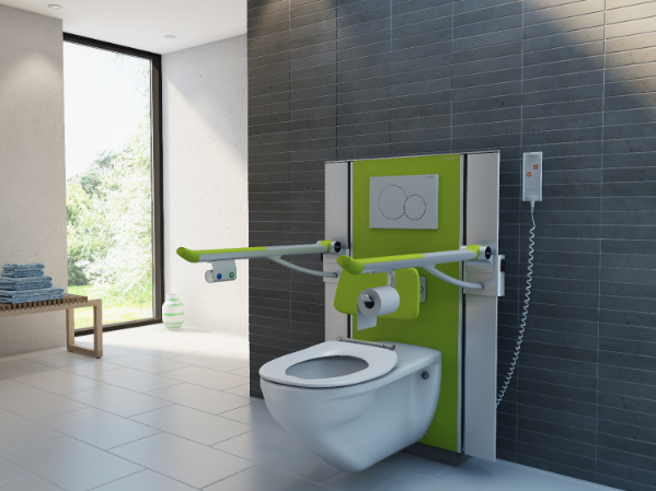 Toilet support solution