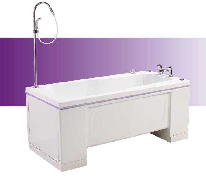 height adjustable Torin Bath