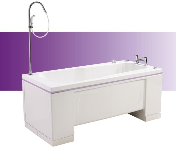 height adjustable Torin Bath
