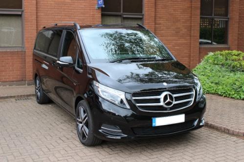 Mercedes V Class WAV