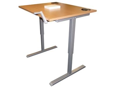 Zenon height adjustable table