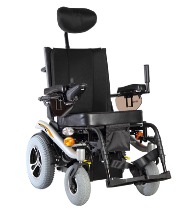 image of Blazer compact power chair