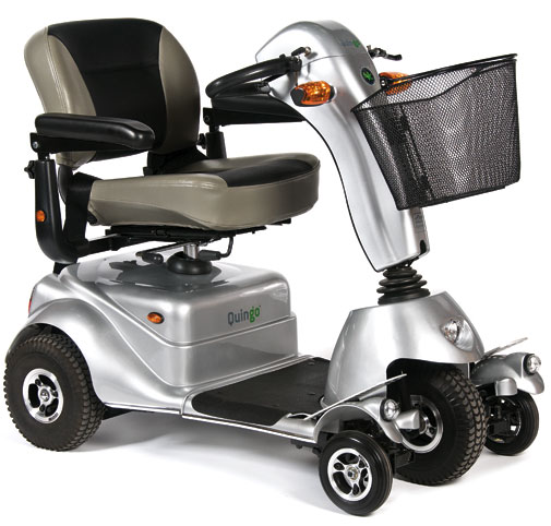 image of Classic 5 wheel scooter