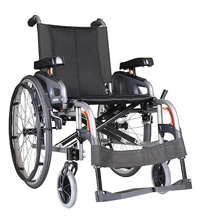 Flexx configurable wheelchair