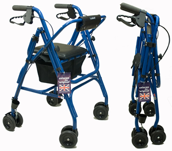 glider plus adjustable walker