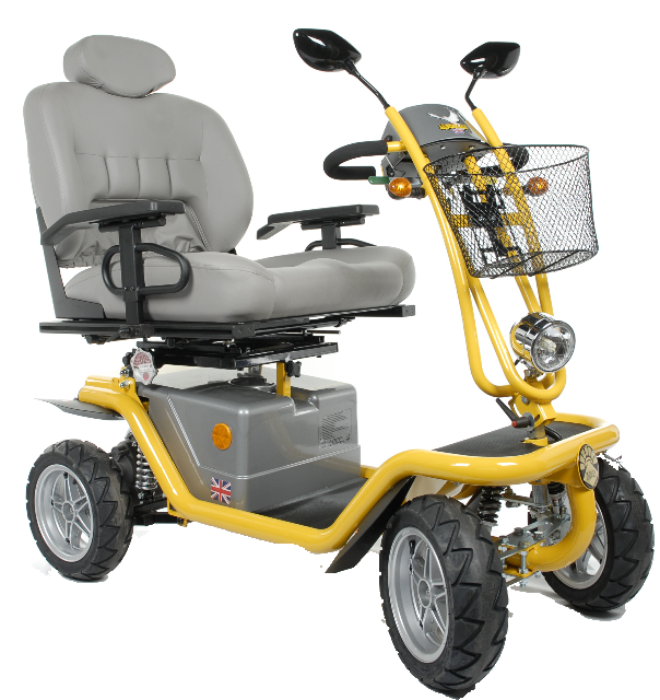 bariatric mobility scooter